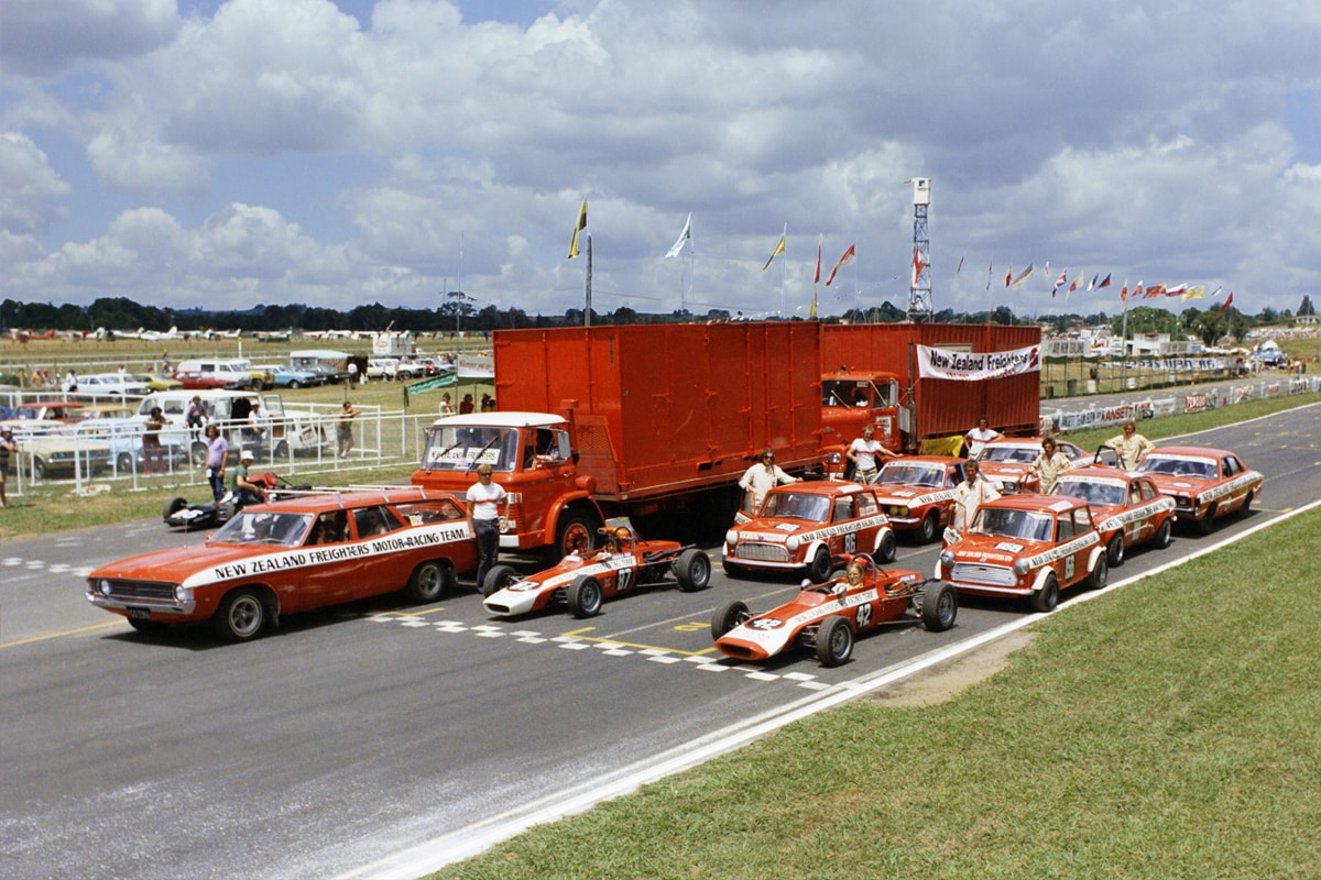 BARRY PHILLIPS: SOUTH AUCKLAND RACER, PART TWO